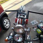【自分でできるバイクカスタム】ハンドル交換のやり方